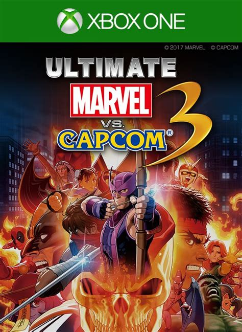 ultimate marvel  capcom   xbox   mobygames