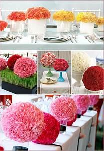 Deco Centre De Table Mariage : boule decoration mariage le mariage ~ Teatrodelosmanantiales.com Idées de Décoration