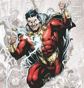 Injustice Battle Arena Reveals Shazam (Captain Marvel) In ...