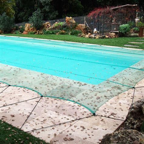 filet pour piscine