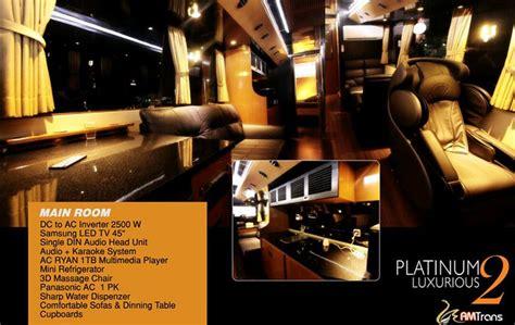 #2 out of 9 in luxury large suvs. Ini Interior Bus Mewah dari Indonesia, Serasa Masuk ke Hotel Bintang 5 - GridOto.com