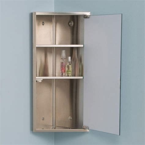 Corner Bathroom Cabinet With Mirror by 14 Appealing Corner Bathroom Medicine Cabinet Mirrors