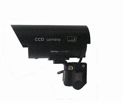 Security Camera Cameras Outdoor Surveillance Target Fake