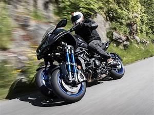 Moto A 3 Roues : essai yamaha niken la moto trois roues essay e par challenges challenges ~ Medecine-chirurgie-esthetiques.com Avis de Voitures
