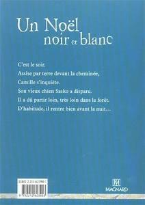 Noel Noir Et Blanc : livre un no l noir et blanc sur les traces de claude monet ce2 h l ne k rillis ~ Melissatoandfro.com Idées de Décoration