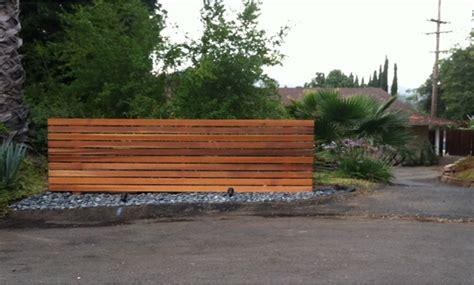 modern wood fence rldh