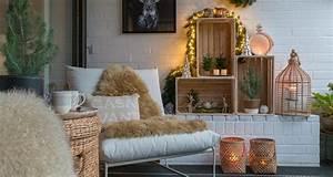 Weinkisten Dekorieren Draußen : weihnachtliche terrassendeko mit weinkisten sch n bei dir by depot ~ Yasmunasinghe.com Haus und Dekorationen