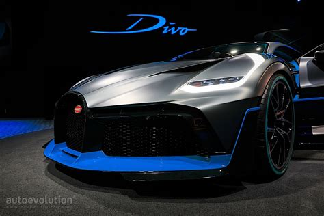 Not only that, rr made the sweptail specifically at the request of one customer, not because they were bugatti has explicitly stated they will refuse commissions for one off vehicles. Bugatti Divo Cuts No Corners at The Paris Motor Show - autoevolution