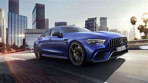 New Mercedes-amg Gt 4-door Coupe