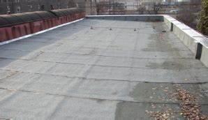 Oprava ploché střechy svépomocí