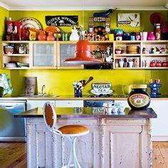 1000+ Ideas About Funky Kitchen On Pinterest  Kitchen