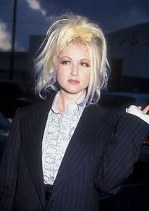 Then: Cyndi Lauper | Now and Then: Stars at the AMAs ...