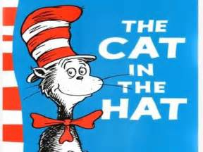 the cat in the hat just books read aloud