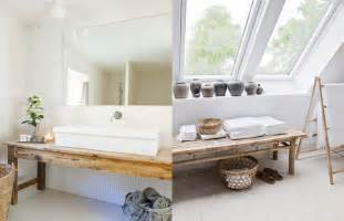 badezimmer ideen holz deko und badezimmer ideen holz bringt gemütlichkeit