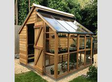 Greenhouse Storage Shed Combi from greenhousemegastorecom