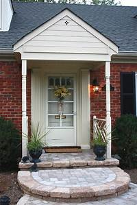 front porch plans Small Porch Ideas with Charming Decoration ...