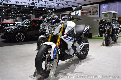 Gambar Motor Bmw G 310 R by Bmw G 310 R Bmw G 310 Gs At 2017 Thai Motor Expo Live