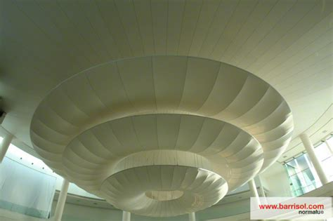Barrisol Ceiling Rating by Barrisol Acoustical Ceiling P10 Mediperf