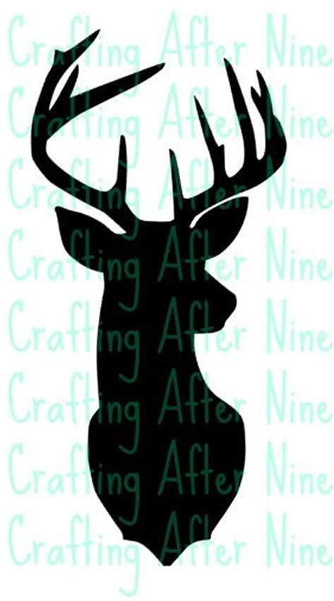 image result   svg cricut downloads  deer buck silhouette deer head svg cricut