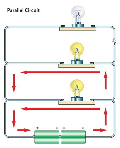 Basic Electronics Parallel Circuit