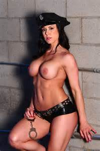 Lusty Woman Is Being A Bad Cop Photos Kendra Lust Milf Fox