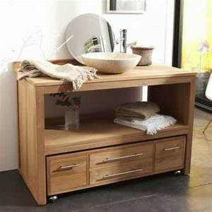 Waschtischplatte Fuer Aufsatzwaschbecken : moderner badschrank 30 interessante bilder ~ Orissabook.com Haus und Dekorationen