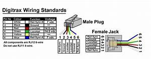 Wire Color Code Configuration For Phone
