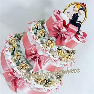 Torta Di BOMBONIERE Per Matrimonio Oggetti D39appoggio