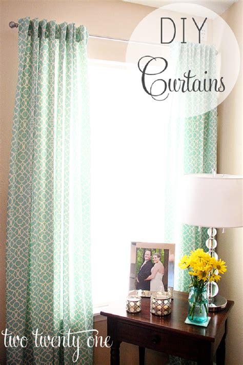 top  diy curtains projects top inspired