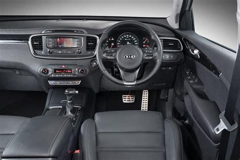 kia sorento 2015 interior new kia sorento launched in south africa from zar 379 995