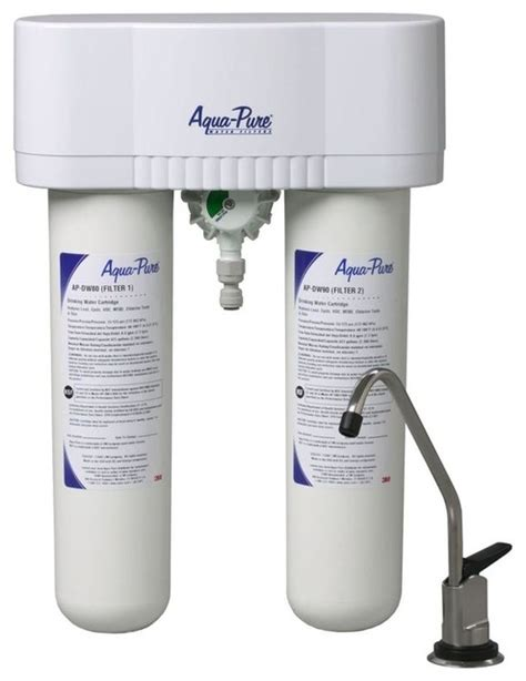water filtration system for kitchen sink co apdws1000 under sink filter system traditional