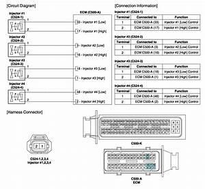 Hyundai Sonata  Injector Schematic Diagrams