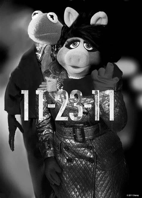 'Girl With the Dragon Tattoo' Parodied in New 'Muppets' Teaser Trailer