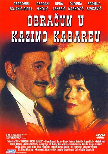 Obračun u kazino Kabareu (OBRAČUN U KAZINO KABAREU, 1993 ...