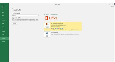 office 2016 claims to need activation microsoft community