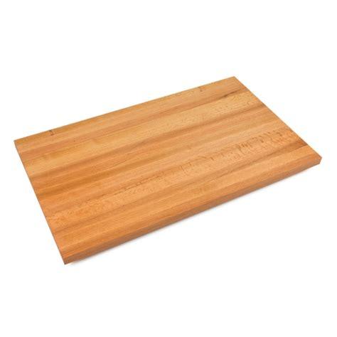 oak butcher block countertops john boos blended appalachian red oak varnique risers ors11 v