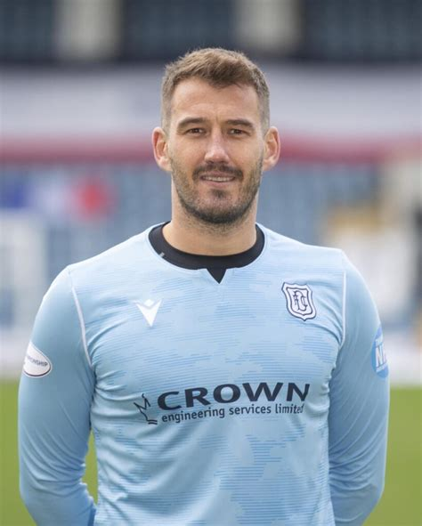 Adam Legzdins - Dundee Football Club - Official Website