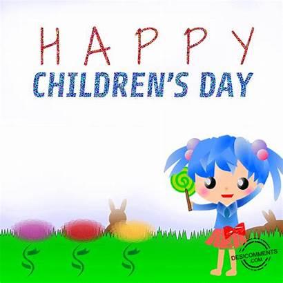 Happy Children Animation Childrens Desicomments Malra Gurjeevan