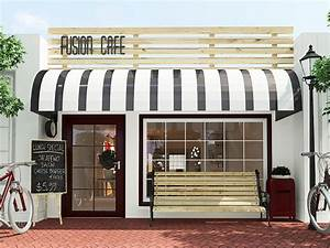 coffee shop exterior design