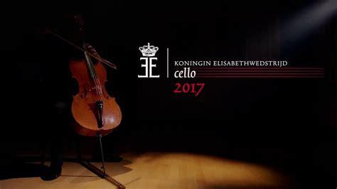 The queen elisabeth competition (dutch: De Koningin Elisabethwedstrijd 2017 bij de VRT - YouTube