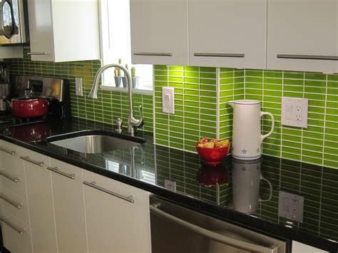 green kitchen backsplash tile kitchen countertops with green tiles backsplash idea