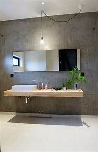 Bad Mit Holz : 70 einmalige modelle von waschtisch aus holz ~ Michelbontemps.com Haus und Dekorationen