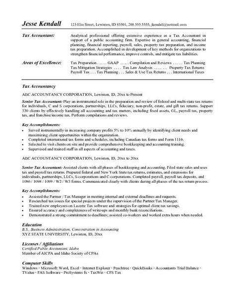 functional resume tax preparer results http www