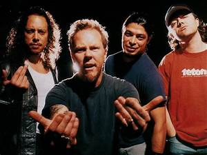 METALLICA Say Next Album Will Be Shorter, Heavier; Are ...