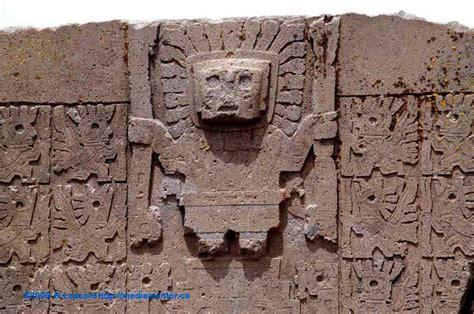 la porte du soleil de la civilisation pr 233 inca de