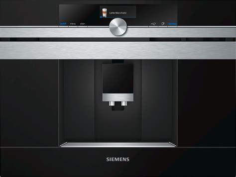 I Dos Siemens by Ekspres Do Kawy Siemens Ct636les1 Opinie I Ceny Na Ceneo Pl