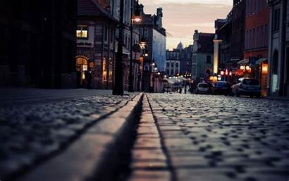 Street Backgrounds Background Wallpapers