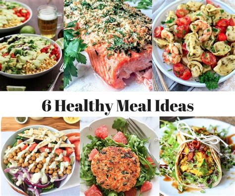 home dinner ideas 6 healthy meal ideas at home with the ellingtons