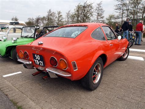 1973 Opel Gt by 1973 Opel Gt Information And Photos Momentcar
