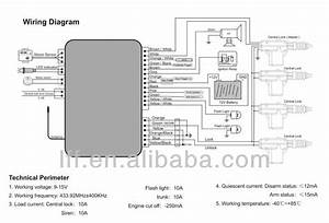 Automate Car Alarm Wiring Diagram  Automate  Wiring Diaram For Vehile Free Pictures Download